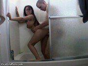 Atriz Porno Americana Metendo No Banheiro