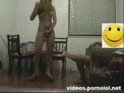 Gata Carioca Sentando Na Pica